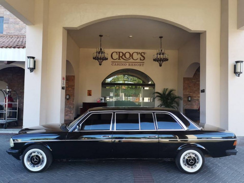 CASINO CROCS JACO BEACH 300D LIMOUSINE TRANSPORTATION