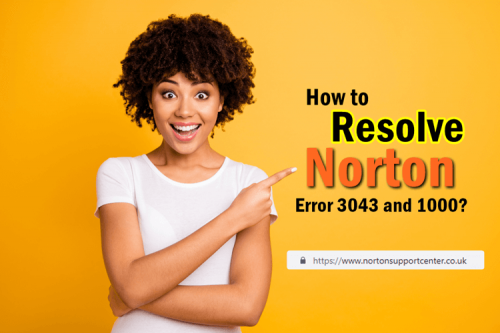 Norton antivirus efficiently protects your devices against a variety of malware. You may get Norton Error 3043 and 1000 while running live updates or during the installation or update process. If you want to know how to fix Norton Error 3043 and 1000 then contact the Norton error help support. Their experts are always ready to assist your queries 24*7 from anywhere and anytime. Within a short span of the time, the Norton support team will fix your issue.  https://www.nortonsupportcenter.co.uk/blog/how-to-resolve-norton-error-3043-and-1000/